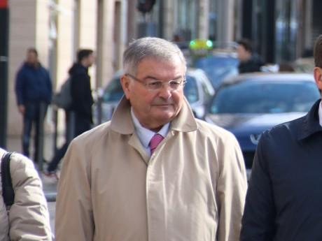 Michel Mercier en campagne active pour Emmanuel Macron - LyonMag