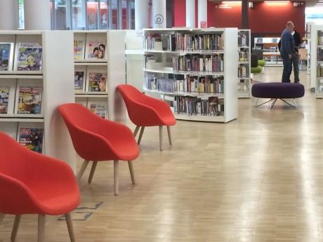 La bibliothèque de Gerland - LyonMag