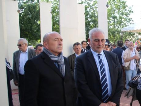 Gérard Collomb et Georges Képénékian - LyonMag