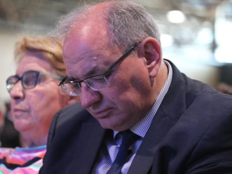 Bernard Perrut, le mieux placé pour tenter de conserver au moins un siège LR dans le Rhône - LyonMag