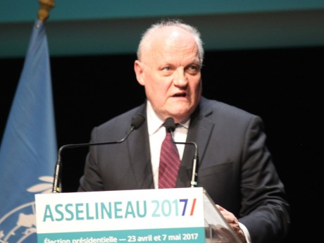 François Asselineau - LyonMag