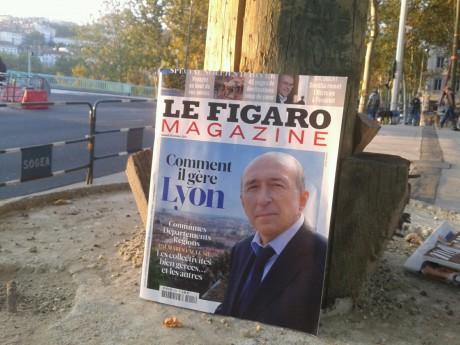 Gérard Collomb ne baissera pas les impôts - Photo LyonMag