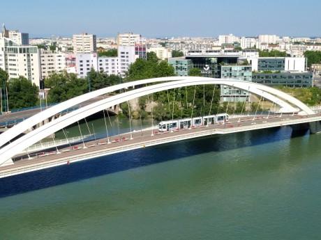 Le pont Raymond Barre - LyonMag