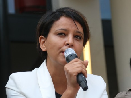 Najat Vallaud-Belkacem - LyonMag.com