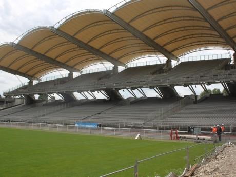 Le stade de Gerland, désormais Matmut Stadium, fait peau neuve - LyonMag