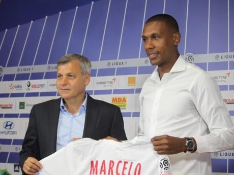 Marcelo restera-t-il sous les ordres de Bruno Genesio cette saison ? - LyonMag