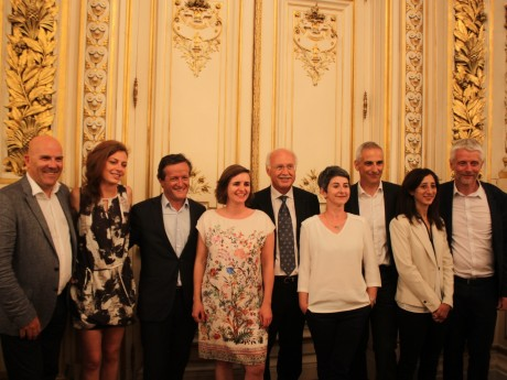 Quelques-uns des députés LREM du Rhône - LyonMag