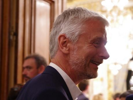 Hubert Julien-Laferrière, le futur ex-maire du 9e - LyonMag