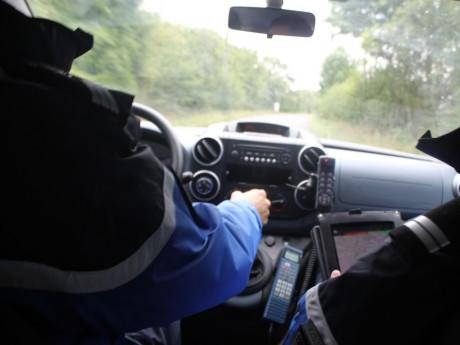 Une course-poursuite avec les gendarmes s'était engagée - LyonMag