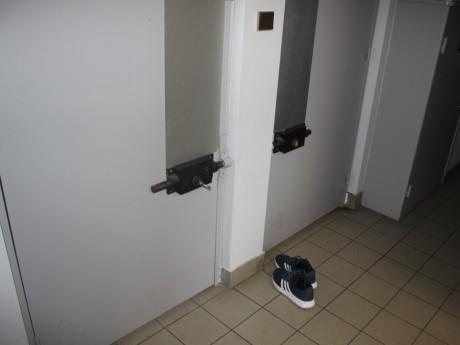 Une cellule de garde à vue - LyonMag