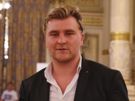 Elliott Aubin - LyonMag