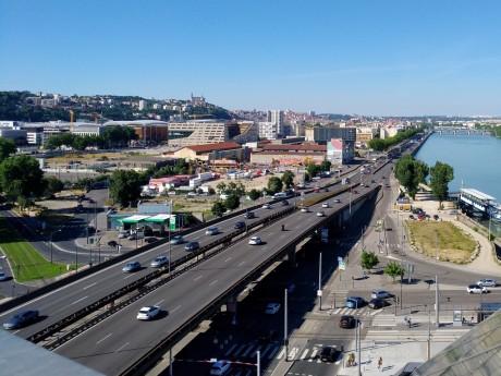 Le futur boulevard urbain de Lyon - LyonMag