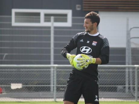 Mathieu Gorgelin sera titulaire dans les buts lyonnais - LyonMag