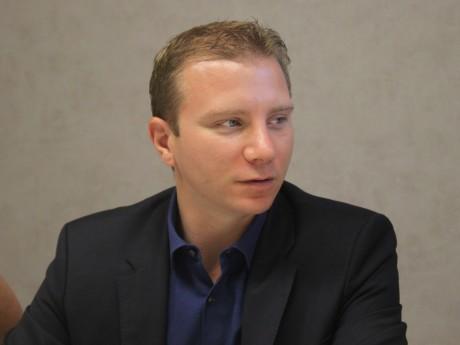 Alexandre Vincendet, maire de Rillieux - LyonMag
