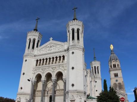 La basilique Fourvière - LyonMag