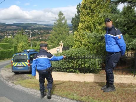 Une patrouille de l'Opération Tranquillité Vacances à l'Arbresle - LyonMag