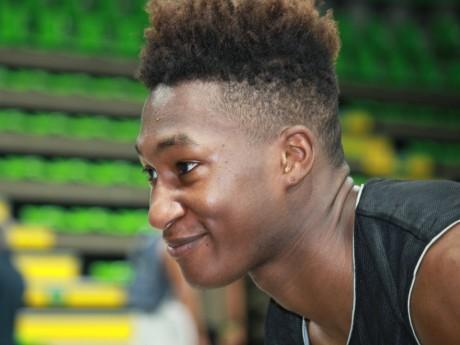 Le sourire d'Alpha Kaba - LyonMag