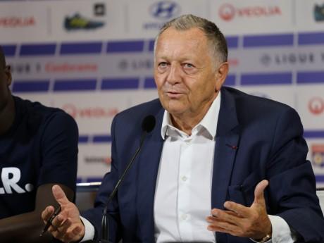 Jean-Michel Aulas - LyonMag DR