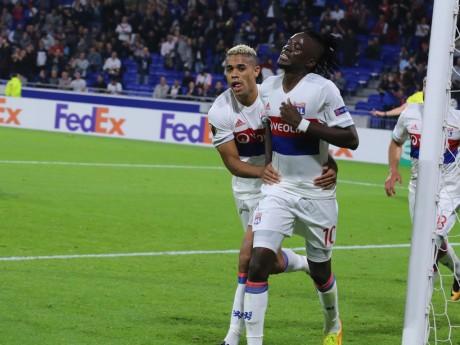 Mariano et Traoré, hommes du match - LyonMag