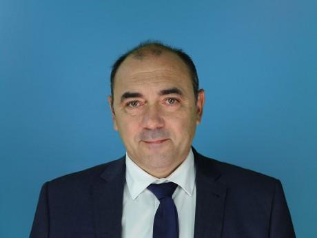 Le maire LR Gilles Gascon - Photo LyonMag