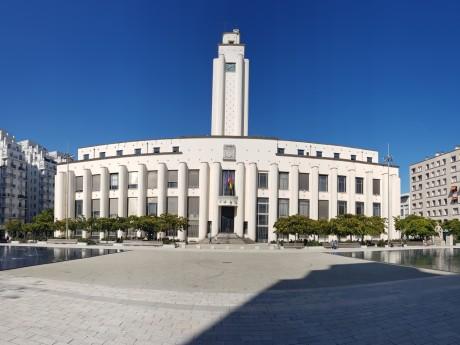 La mairie de Villeurbanne - LyonMag
