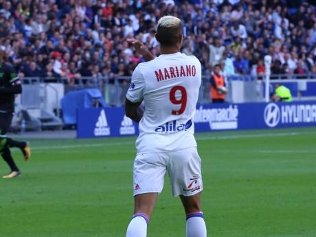 Mariano, toujours très esseulé en attaque - LyonMag