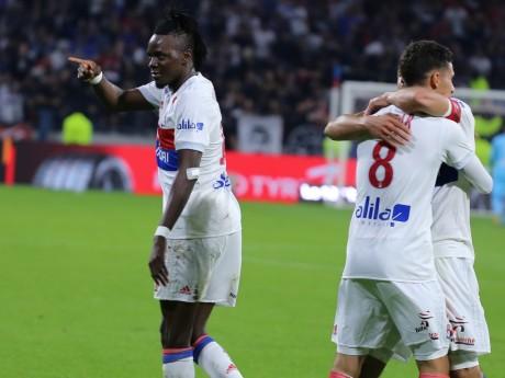 Bertrand Traoré, homme du match - LyonMag