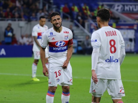 Nabil Fekir et Houssem Aouar - LyonMag