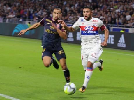 Nabil Fekir, l'un des meilleurs joueurs européens de cette fin d'année - LyonMag