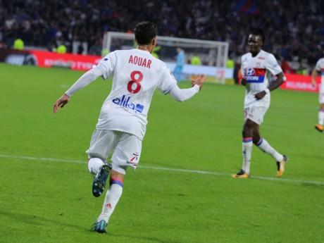 Houssem Aouar a été génial ce dimanche - LyonMag