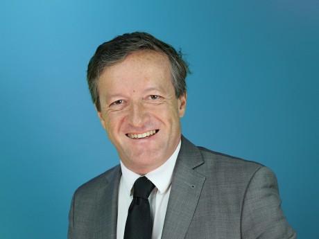 Thomas Rudigoz, député LREM du Rhône - DR