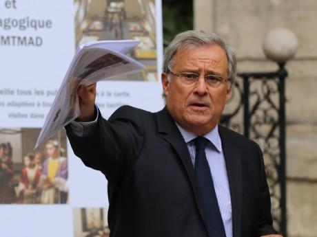Emmanuel Imberton est à cours de ressources fiscales - LyonMag