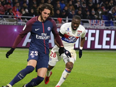 Adrien Rabiot ou Tanguy Ndombele pour remplacer Corentin Tolisso ? - LyonMag