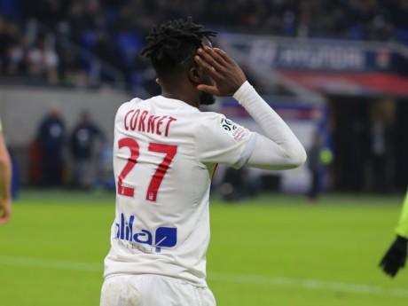 Maxwell Cornet, héros du match côté lyonnais - LyonMag