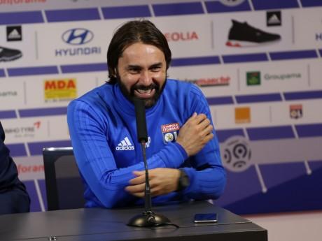 L'entraîneur Reynald Pedros - LyonMag