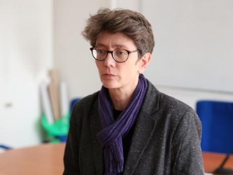 Nathalie Dompnier, présidente de l'Université - LyonMag DR