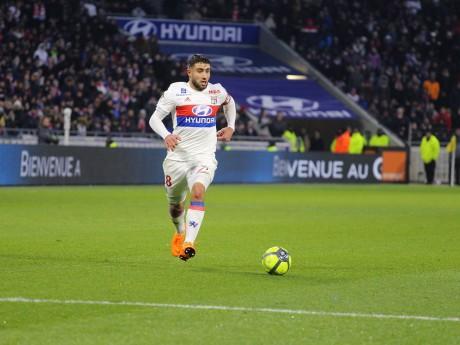 Nabil Fekir a inscrit le but de la soirée au Groupama Stadium - LyonMag.com