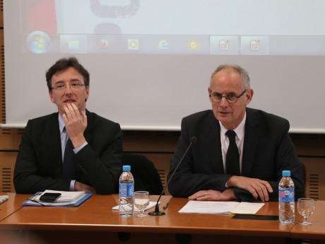 Etienne Stoskopf et Stéphane Bouillon - LyonMag
