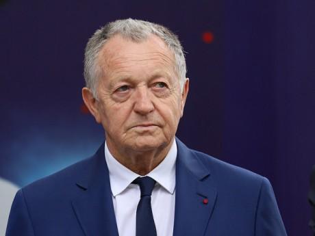 Jean-Michel Aulas- Lyon Mag