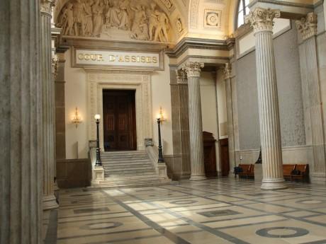 La cour d'assises à Lyon - LyonMag