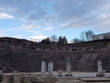 Théâtre romain à Fourvière - LyonMag