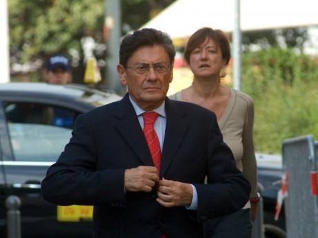Fernand Galula en 2006 - Archives LyonMag