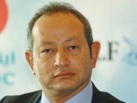 Naguib Sawiris - DR