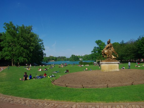 Le parc de la Tête d'Or - LyonMag