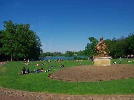 Parc de la Tête d'Or- LyonMag