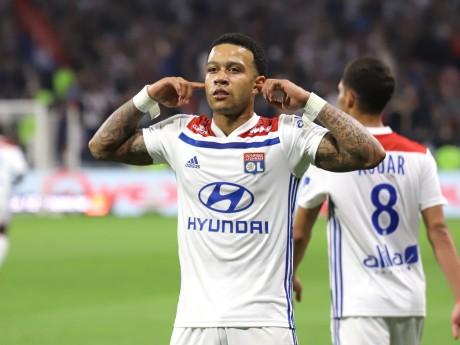 Memphis a assumé son rôle de capitaine contre Metz -LyonMag
