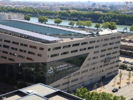 L'Hôtel de Région à Lyon - LyonMag