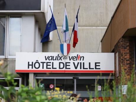 La mairie de Vaulx-en-Velin - LyonMag