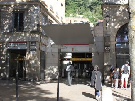 Vieux-Lyon, où funiculaires et métro D ne seront pas disponibles mardi avant 7h10 - LyonMag