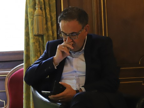Le président de la Métropole, David Kimelfeld - LyonMag